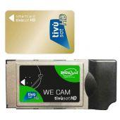 Modulo Cam Wi-Fi TIVUSAT & SKY DVB-T2