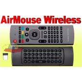 AIRMOUSE Qwerty Tastiera Wireless