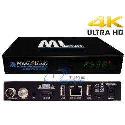 ML8400 PRO Combo 4K Android